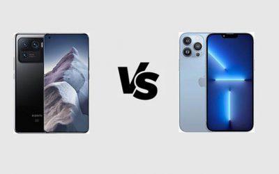 IPhone 13 Pro Max hay Xiaomi Mi 11 Ultra: flagship nào đáng mua hơn?